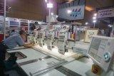 Pameran mesin teknologi industri konveksi