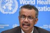 WHO sebut 81 negara belum terinfeksi COVID-19
