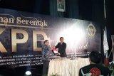 Bupati Minahasa Tenggara sampaikan LKPD ke BPK