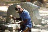 Pahatan batu dinamis karya seniman Zimbabwe mendapat pengakuan dunia