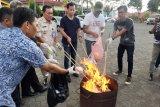 Polres Tanjungpinang klaim selamatkan 600 ribu jiwa dari narkoba