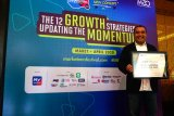 Sales Telkomsel Area Sumatera raih Award Marketing Champion