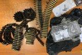 Dua pemesan aksesoris selongsong peluru tanpa mesiu diamankan polisi
