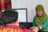 JCH Kabupaten Selayar dan Takalar jalani pemeriksaan biometrik