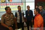 Polrestabes Palembang amankan buruh pemalsu uang