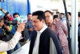 Erick Thohir : Berikan masker kepada yang lebih membutuhkan