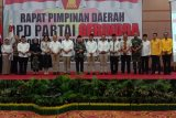 Terkait Pilkada Kalteng, Gerindra tunggu keputusan Prabowo