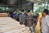 10 perusahaan kayu di Jateng terancam tutup akibat dampak corona