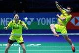 Hafiz/Gloria terhenti di babak pertama Thailand Open 2020