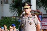 Kapolda Sulut pantau Kamtibmas, berada di depan pengawalan