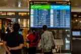 Penurunan jumlah penumpang pesawat
