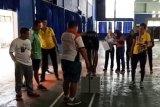 Tim volly putri Papua genjot latihan fisik jelang PON XX
