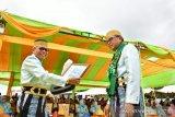Gubernur Sulsel serahkan ambulans laut pada HUT ke-60 Kota Parepare