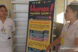 Seorang pasien diisolasi di RSUP Manado