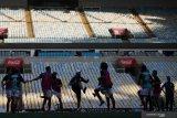 Klub papan atas Brazil tawarkan stadion untuk rumah sakit lapangan virus corona
