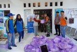 Warga korban banjir di Melayu dan Lanjas dapat bantuan sembako