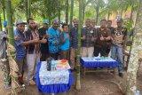 Direktur Intelkam Polda Papua bertemu dengan tokoh adat di Keerom