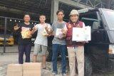 Komunitas literasi Perahu Pustaka terima donasi buku dari anggota DPR RI