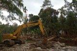 Pascabanjir bandang, Pemkab Agam bangun dua jembatan darurat permudah akses warga (Video)