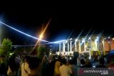 Pariaman Nite Fest shows art every Saturday night