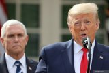 Trump tandatangani UU larang penggunaan Huawei dan ZTE
