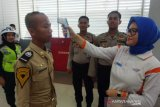 Pengelola LRT Palembang tambah alat cegah virus Covid 19