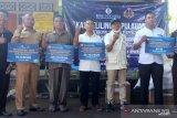 BI NTB edukasi warga Pulau Medang tentang virus corona