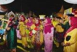 Dibuka Kasmarni, 13 stan Bazar meriahkan MTQ tingkat Kecamatan Bathin Solapan