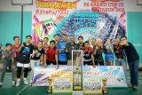 Juara Sahati Cup, Cempaga buktikan kehebatan atlet desa