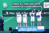 Kevin/Marcus kalah di final All England 2020