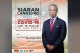 Malaysia umumkan Perintah Kawalan Pergerakan Covid-19