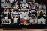 Erick Thohir: Rapat kabinet jarak jauh bisa cegah penyebaran COVID-19
