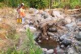 Dampak banjir bandang Agam, ancaman gagal panen dan kekurangan air bersih menghantui