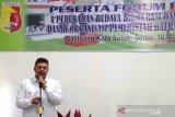 Wali Kota harapkan forum pakar perubahan budaya birokrasi tingkatkan kualitas SDM