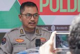 Lima perwira Polda dinyatakan positif COVID-19