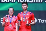 Ringkasan final All England 2020, Indonesia  boyong satu gelar juara