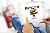 Konsumen perlu perhatikan keamanan pangan saat pesan makan melalui aplikasi online