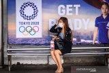 Pejabat Komite Olimpiade Jepang terjangkit corona, ini kronologinya