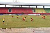 Jadwal pertandingan belum jelas, Kalteng Putra fokuskan latihan