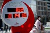 Sebanyak 69,9 persen warga Jepang setuju Olimpiade 2020 ditunda