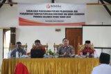 Bawaslu Sulut sosialisasi pencegahan potensi pelanggaran pemilihan gubernur