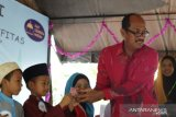 Dukcapil Palu bagikan 128 KIA ke peserta didik pada Gebyar Al-Azhar