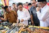 Mendes PDTT: Presiden Jokowi gelisah cangkul masih diimpor