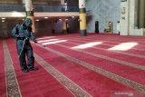 Masjid Raya hentikan seluruh kegiatan ibadah cegah COVID-19
