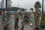 Kodam XII/Tanjungpura berlakukan cek suhu tubuh bagi prajurit dan tamu