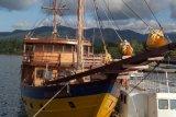 Kemenhub realisasikan bantuan kapal pinisi dukung pariwisata Lembata NTT