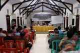 Bawaslu Sulawesio Utara gelar rapat koordinasi evaluasi rekrutmen PKD