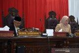 Rapat Paripurna XI DPRD Provinsi Sumsel setujui tujuh Raperda
