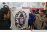Gangster 69 pelaku pembunuhan pada malam tahun baru di Semarang diringkus