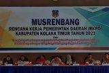 Kolaka Timur Gelar Musrenbang, Tetapkan Empat Prioritas Pembangunan 2021